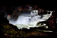 Shoshone Falls, Idaho - Serenity in the mist of chaos.